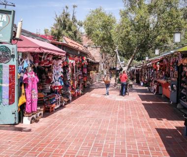 Olvera Street Los Angeles United States Timings