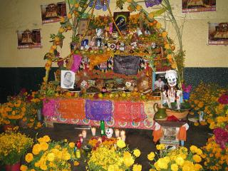 Altar Of The Chians