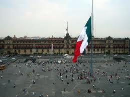 The Plaza De La Constitucion