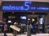 Minus 5 Ice Lounge