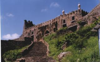 The Golconda Fort