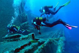 Wreck Of The Zenobia