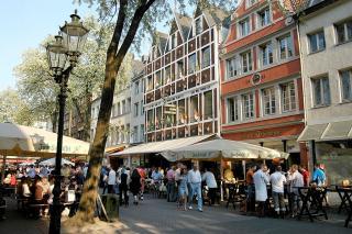 Old Town, Altstadt