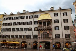 Goldenes Dachl And Museum, The Golden Roof