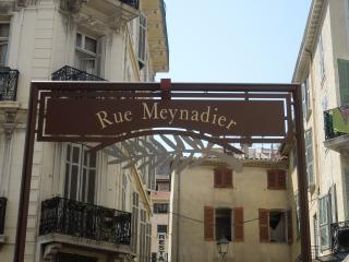 Rue Meynadier And Marche Forville
