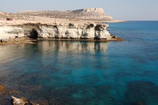 Cape Greco And Sea Caves
