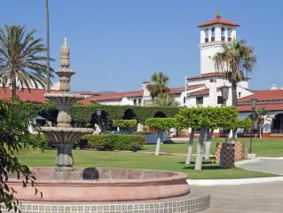 Rivera Delpacifico, Museo De Historia And Cultural Center Of Ensenada