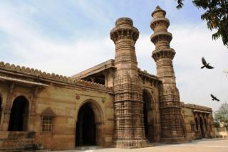 Sidi Bhashir Mosque