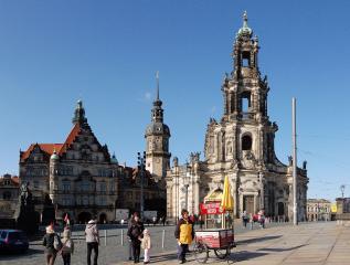Katholische Hofkirch Dresden