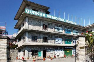 Image of Gurkha Memorial Museum