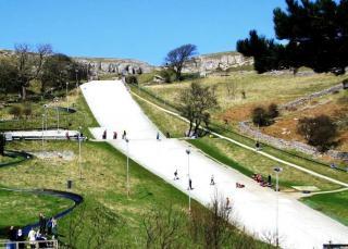 llandudno ski slope