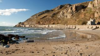 west coast beach llandudno