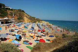 Praia Do Oura