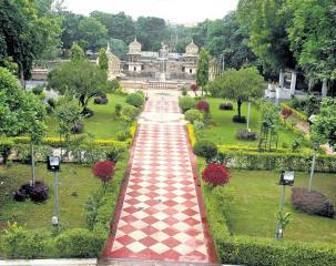 Italian Garden Enclave