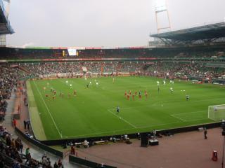 Weser Stadion Or Weser Stadium