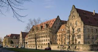 Nuremberg Palace Of Justice Or Justizpalast