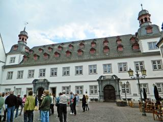 rathaus or town hall