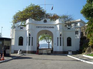 museu historico do exercito e forte de copacabana