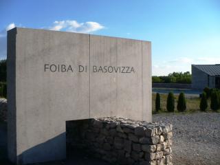 la foiba di basovizza or Cave of Basovizza