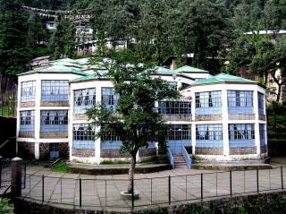 Tibetan Childrens Village Handicraft Centre