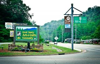 Great Smoky Arts And Crafts Community