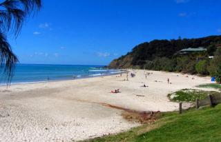 Wategos Beach And Little Wategos Beach