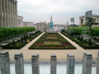Parc De Bruxelles- National Day Celebration