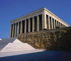Ataturk Mausoleum Or AnitKabir
