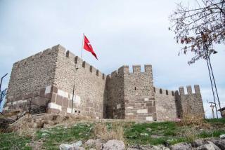 Ankara Castle Or Citadel