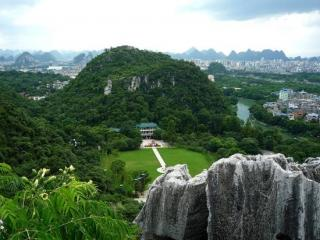 Seven Star Park Or Qixing Gongyuan