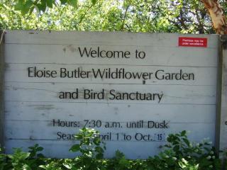 Eloise Butler Wildflower Garden
