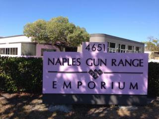 Naples Gun Range And Emporium