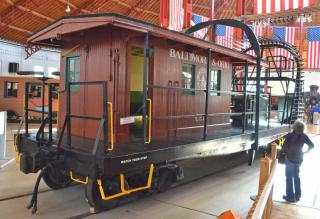 Baltimore And Ohio Railroad Museum