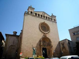 Basilica De San Francesc Mallorca