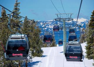 The Gondola At Heavenly