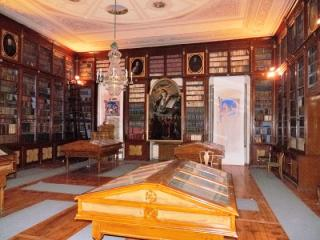 Gyor Diocesan Treasury, Library And Lapidary