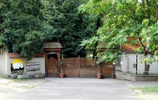 Janos Xantus Zoo
