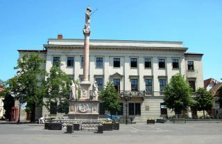 Mary's Column
