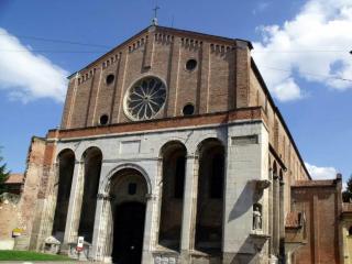 Chiesa Degli Eremitani And Musei Civici Agli Erematini