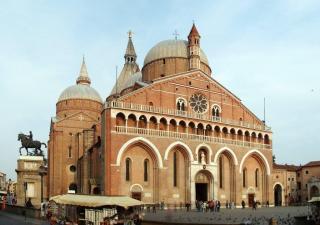 Basilica Di Sant Antonio Or Basilica Del Santo