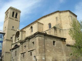 Iglesia De Santiago El Real Logrono