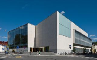 Turku Main Library Or Turun Kaupunginkirjasto