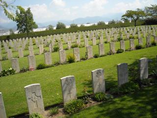Salerno War Cemetery