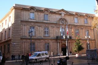 Place De I' Hotel De Ville