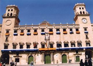 Ayuntamiento De Alicante Or Town Hall