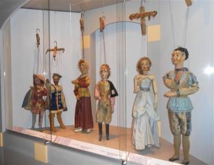 I I Castellodei Burattini- Museo Giordano Ferrari