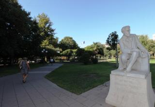 Jardin Alexandre Ier Toulon