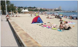 Beaches At La Londe Les Maures