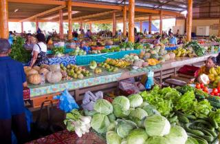 Nadi Produce Market