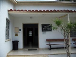 The Museum Of Barbarism Or Barbarlık Muzesi